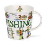 Just Fish Cairngorm Sporting Antics Fishing Mug